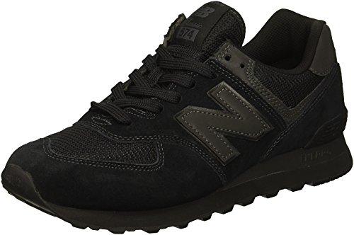 New Balance 574 Core, Zapatillas Hombre, Negro (Black ETE), 42 EU