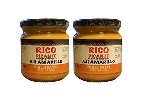 Pasta Aji Amarillo (paquete de 2)