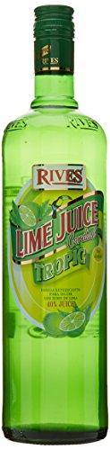 Rives - Lime Juice Tropic - Zumo de lima para diluir - 1 L