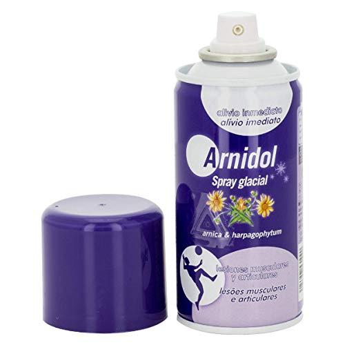 ARNIDOL Spray glacial - Para lesiones y dolores musculares, bote 150ml