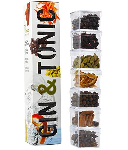 Té Tonic Experience – Edición Especial Colección de Botánicos para Gin & Tonic