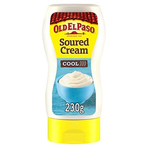 Old El Paso Squeezy Agria 230g De Crema