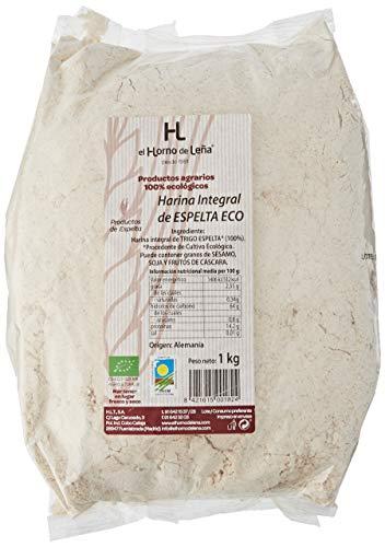 HARINA INTEGRAL DE ESPELTA ECO 1 Kg