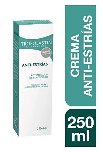 Trofolastín - Crema Antiestrías, previene y reduce la formación de estrías - 250 ml