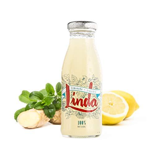 Limonada + Jengibre (24 unidades 250ml)