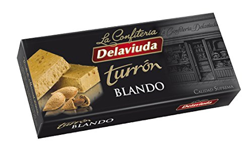 Delaviuda - Turrón Blando, 250 g