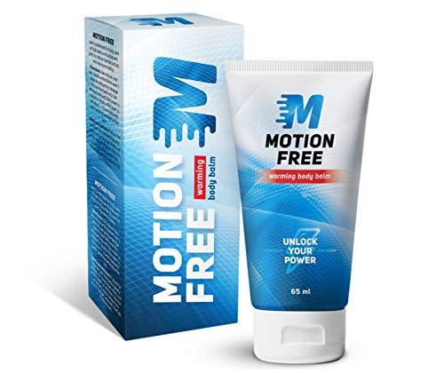 Motion Free – Bálsamo para calentar el cuerpo - Bálsamo para músculos y articulaciones