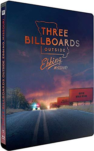Tres Anuncios En Las Afueras Steelbook 2019 Blu-Ray [Blu-ray]