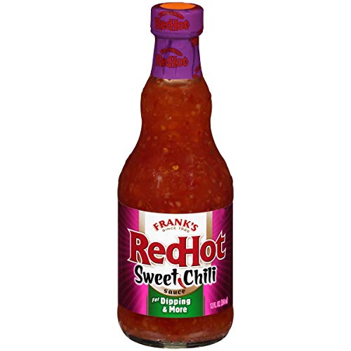 Frank's RedHot Sweet Chili Sauce, 12 Fluid Ounce