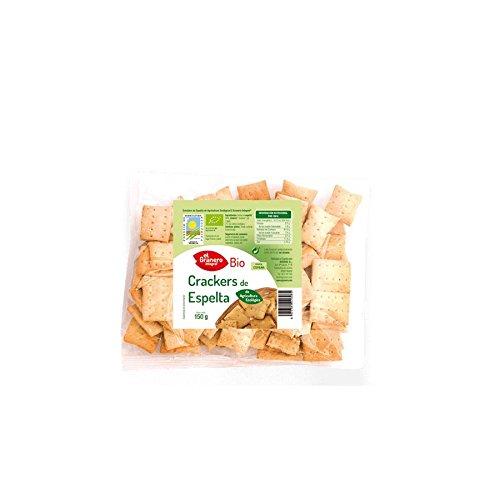 ijsalut - crackers espelta sesamo bio granero integral 150 gr
