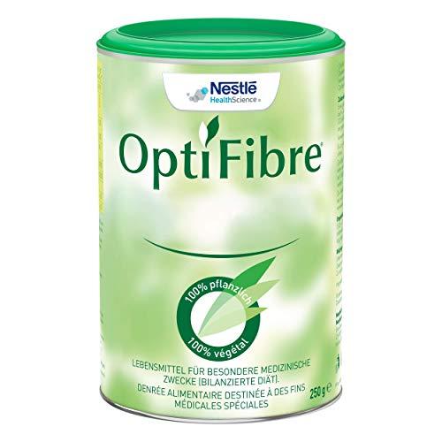 OptiFibre de Nestlé Health Science, 100% vegetal (1 x 250 g)
