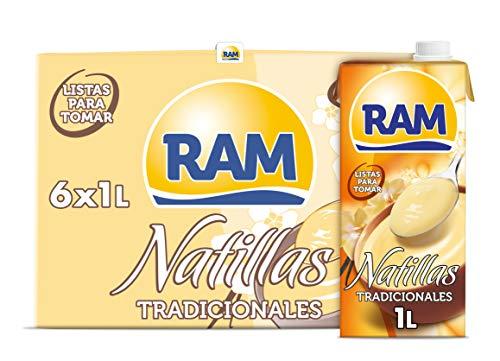 RAM Natillas Tradicionales 6x1L
