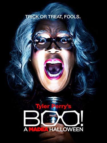 Â¡El Susto De Tyler Perry! Un Halloween De Medea