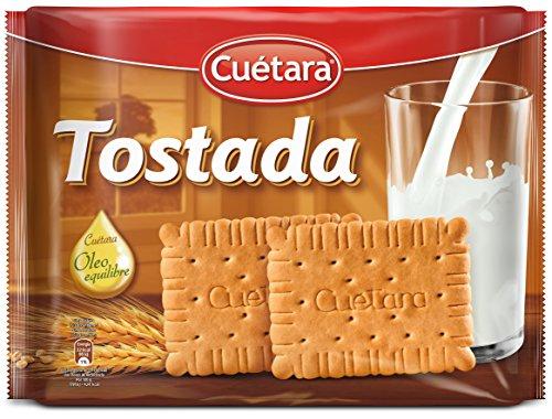 Cuetara - Galletas Tostada 800 g