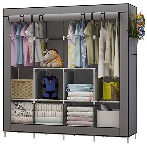 armario cremallera y estanterias plegable ikea