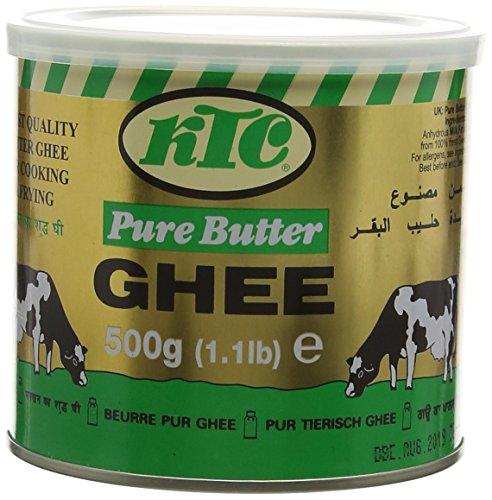 KTC Pure Butter Ghee - 500 gr