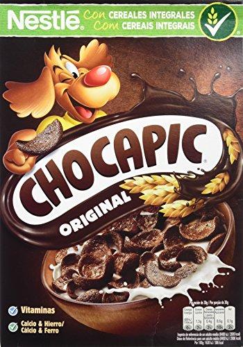 Chocapic - Cereales Desayuno con Chocolate - 7 Paquetes de 375 g