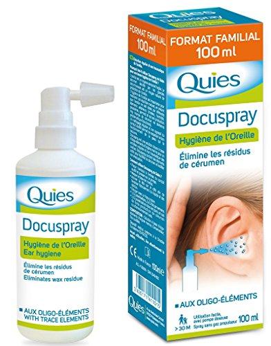 Quies Docuspray Spray Auriculaire 100 ml