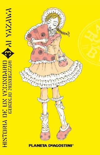 Historia de un vecindario nº 03/04 (Manga Josei)