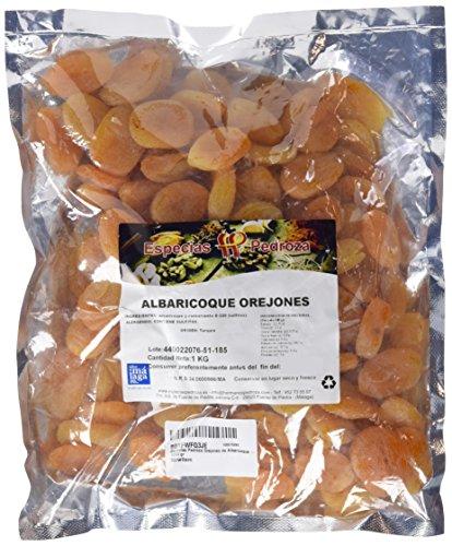 Especias Pedroza Orejones de Albaricoque - 1000 gr