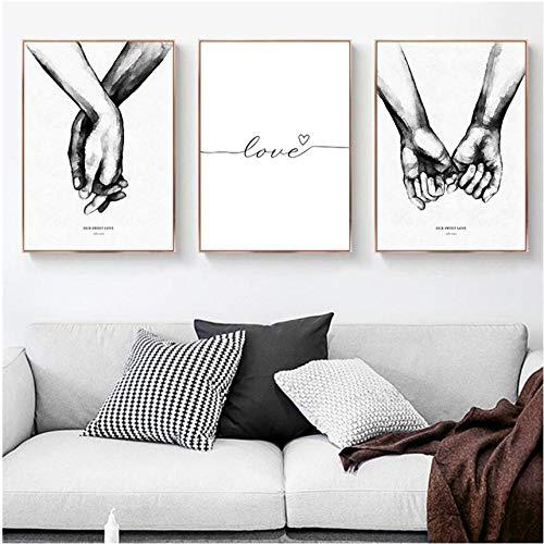 cuadros blanco y negro ikea