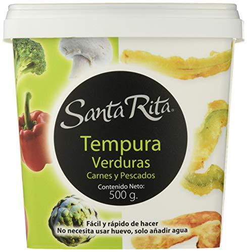 Santa Rita - Harina Preparada Para Tempura, 500 g - [pack de 3]