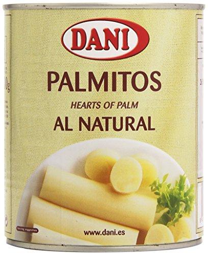 Dani - Palmitas al natural - 500 g