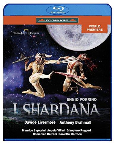 Porrino: I Shardana [Blu-Ray] / Signorini, Villari, Ruggeri [DVD]