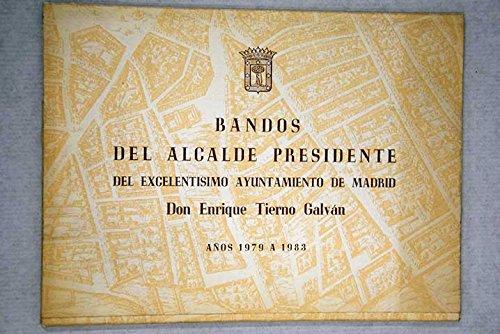 ALFAFAR CUATRO AÑOS DE AYUNTAMIENTO DEMOCRATICO, 1979-1982