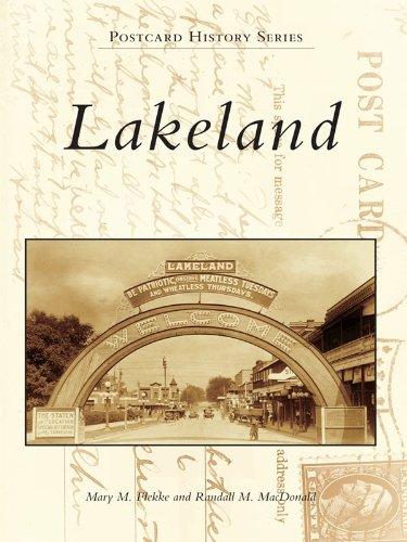 Lakeland (Postcard History Series) (English Edition)