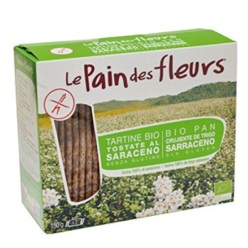 Priméal Le Pain De Fleurs Tartine Al alforfón Orgánica 150g