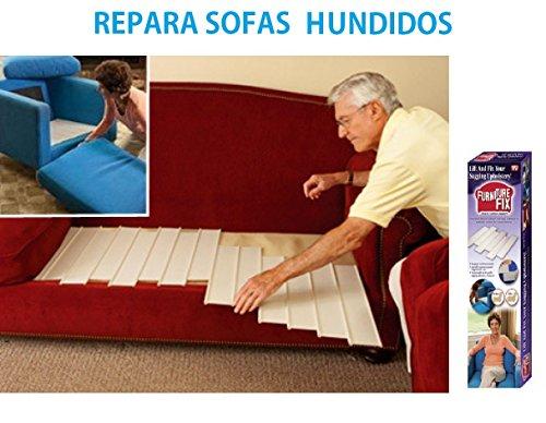 CE-GSH Laminas Furniture Fix 12 Laminas Paneles para Arreglar Sofa HUNDIDO
