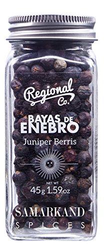 Bayas de Enebro Especial Gin & Tónic 45 Gramos - Especia Bayas de Enebro