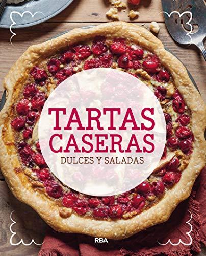 Tartas caseras: Dulces y saladas (PRÁCTICA)