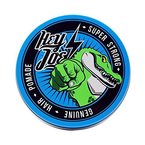 HEY JOE - Genuine Hair Pomade SUPER STRONG 100 ml | Pomada para el cabello FIJACIÓN SUPER FUERTE 100 ml