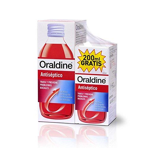 ORALDINE - ORALDINE ANTISEP 400+200
