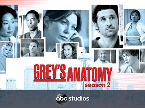 Grey's Anatomy (Yr 2 2005/2006)