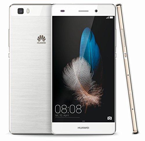 Huawei P8 Lite - Smartphone Libre Android (4G, Pantalla 5', 16 GB, 2 GB RAM, cámara 13 MP), Color Plateado