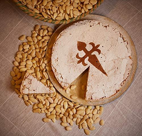 La Mejor Tarta de Almendra del Camino (1,5 Kg)