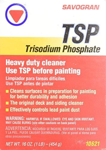 Savogran 10621- Fosfato trisódico (TSP) 454 g.