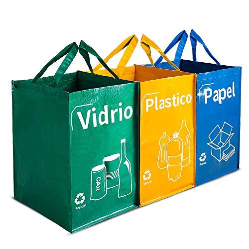 colgador de bolsas de reciclado en ikea