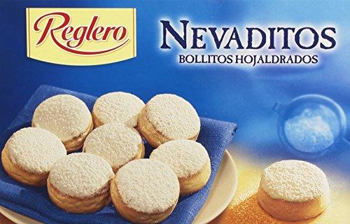 Reglero - Nevaditos Bollitos Hojaldrados - 500 g