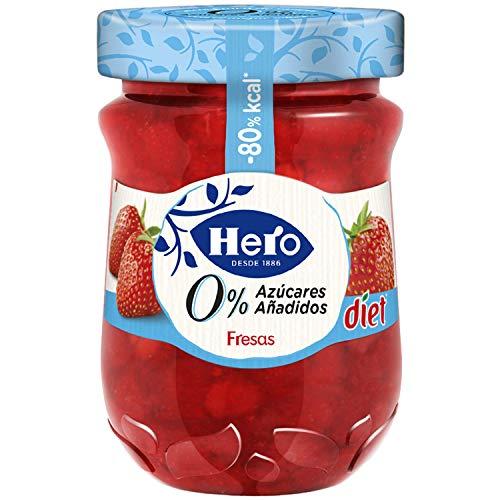 Hero Diet Mermelada de Fresas 280g