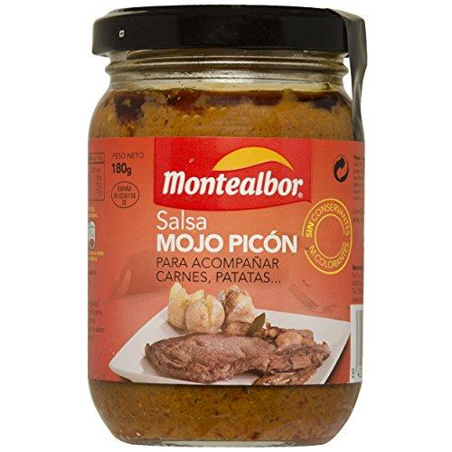 Salsa Mojo Picón Montealbor 180G