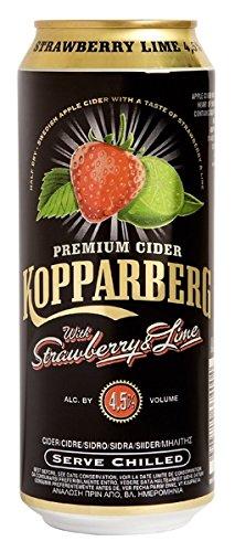 Kopparberg Sidra Strawberry Lime - 500 ml