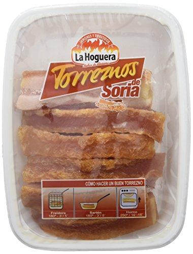 La Hoguera Torrezno - Paquete de 9 x 215 gr, Total: 1935 gr