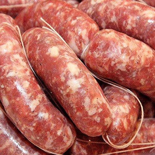 Salchicha fresca con hinojo Kg. 5 - Oferta kg. 10