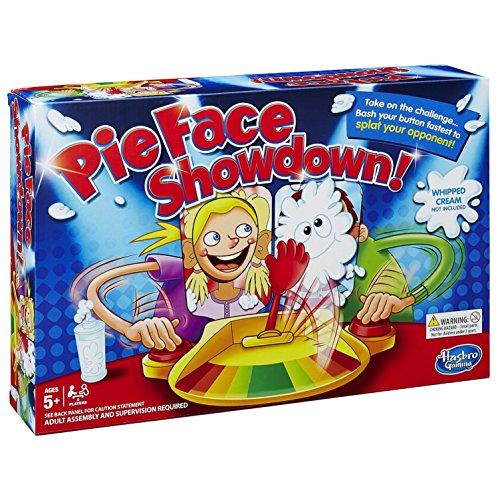 Hasbro pie Face Showdown Juego