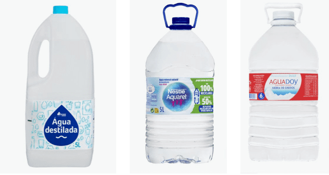 Comprar Agua Destilada Para Beber Mercadona
