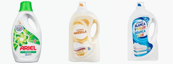 Comprar Detergentes Mercadona